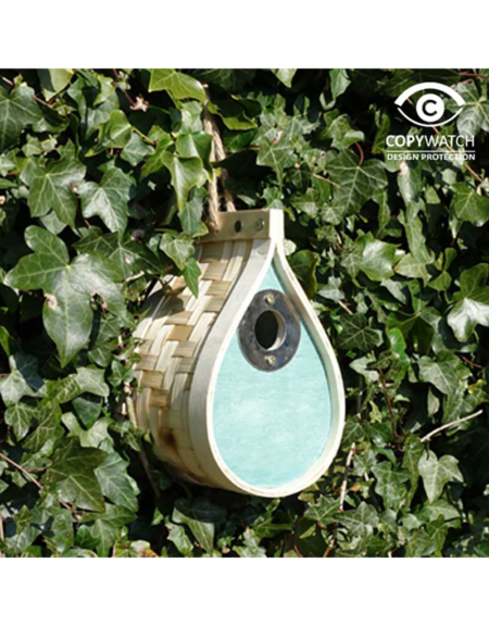 Fågelholk dewdrop bird nestbox